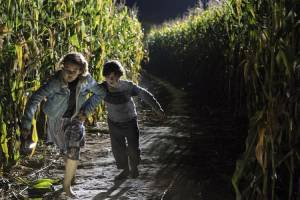 A Quiet Place: Millicent Simmonds en Noah Jupe Noah Jupe