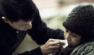 A Simple Life: Andy Lau (Roger) en Deannie Yip (Ah Tao)
