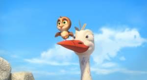 A Stork's Journey filmstill
