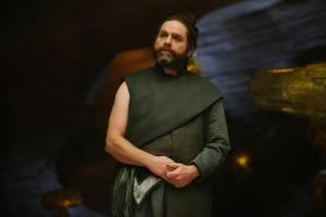 A Wrinkle in Time: Zach Galifianakis (The Happy Medium)