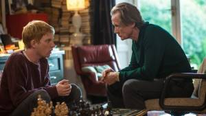 About Time: Chris Edgerley (Gallery Boy) en Bill Nighy