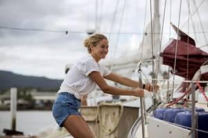 Adrift: Shailene Woodley (Tami Oldham)