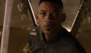 After Earth: Will Smith (Cypher Raige)
