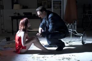 Liam Neeson (Eliot Deacon) en Christina Ricci (Anna Taylor)