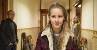 Aiko Beemsterboer in Vechtmeisje