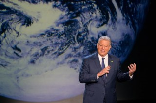 Al Gore in An Inconvenient Truth 2