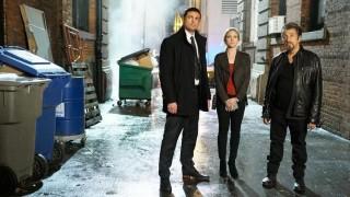 Karl Urban, Brittany Snow en Al Pacino in Hangman