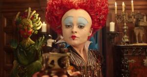 Alice: Through the Looking Glass: Helena Bonham Carter (Red Queen)