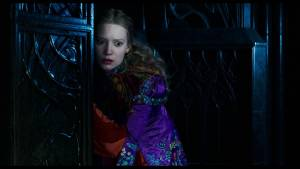 Alice: Through the Looking Glass: Mia Wasikowska (Alice Kingsleigh)