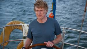 All Is Lost: Robert Redford (Our Man)