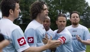 All Stars 2: Old Stars: Kasper van Kooten (Peter), Daniël Boissevain (Johnny), Raymi Sambo (Paul), Danny de Munk (Bram) en Cas Jansen (Nemo)