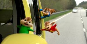 Alvin en de Chipmunks: Roadtrip (NL) filmstill