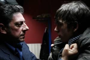 Gabriele Campanelli (Lorenzo) en Sergio Castellitto (Mero)