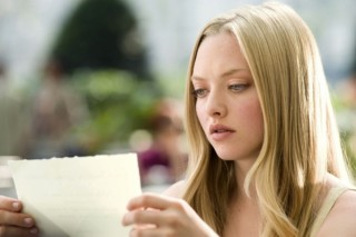 Amanda Seyfried in Letters to Juliet