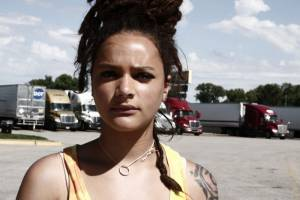 American Honey: Sasha Lane (Star)
