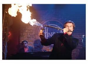 Anchorman: Will Ferrell (Ron Burgundy)
