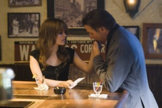 Rachel Bilson en Andy Garcia in New York, I Love You