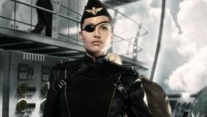 Angelina Jolie in Sky Captain and The World Of Tomorrow