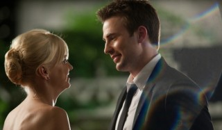 Anna Faris en Chris Evans in What's Your Number?