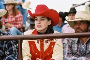 Anne Hathaway in Brokeback Mountain