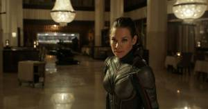 Ant-Man and the Wasp: Evangeline Lilly (Hope Van Dyne / Wasp)