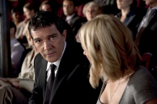Antonio Banderas in You Will Meet a Tall Dark Stranger