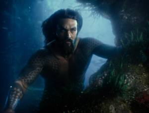 Aquaman 3D: Jason Momoa (Arthur Curry / Aquaman)