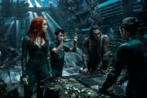 Aquaman 3D: Amber Heard (Mera)