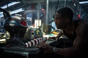 Aquaman 3D: Yahya Abdul-Mateen II (David Kane / Black Manta)