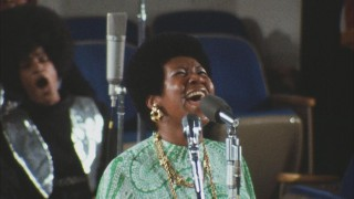 Aretha Franklin in Amazing Grace