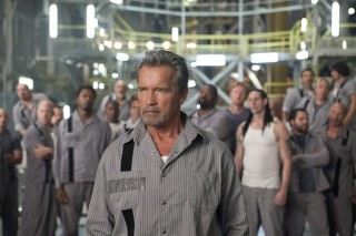 Arnold Schwarzenegger in Escape Plan 2