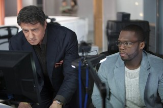 Arnold Schwarzenegger en 50 Cent in Escape Plan 2