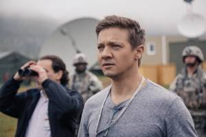 Arrival: Jeremy Renner (Ian Donnelly)