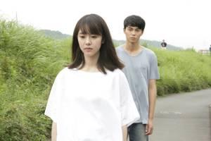 Asako I & II: Erika Karata (Asako) en Masahiro Higashide (Baku / Ry?'hei)
