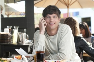 Ashton Kutcher in No Strings Attached