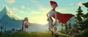 Asterix: The Secret of the Magic Potion filmstill