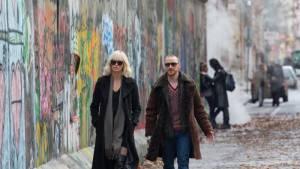 Charlize Theron (Lorraine Broughton) en James McAvoy (David Percival)