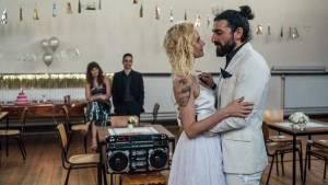 Aus dem Nichts: Diane Kruger en Numan Acar (Nuri)