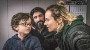 Aus dem Nichts: Rafael Santana (Rocco Sekerci), Numan Acar (Nuri) en Diane Kruger