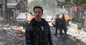 Avengers: Infinity War 3D: Robert Downey Jr. (Tony Stark / Iron Man)