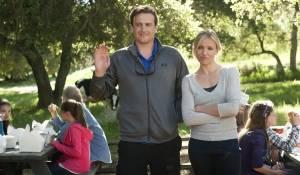 Jason Segel (Russell Gettis) en Cameron Diaz (Elizabeth Halsey)