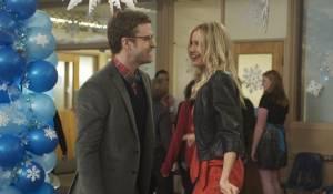 Justin Timberlake (Scott Delacorte) en Cameron Diaz (Elizabeth Halsey)