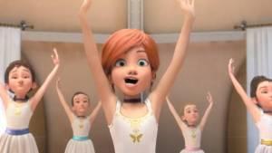 Ballerina filmstill