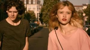 Bang Gang (A modern love story): Lorenzo Lefèbvre (Gabriel) en Marilyn Lima (George)