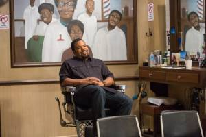 Barbershop: A Fresh Cut: Ice Cube (Calvin)