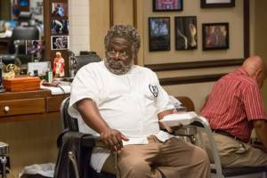Barbershop: A Fresh Cut: Cedric the Entertainer (Eddie)