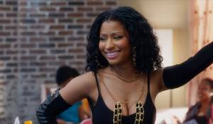 Barbershop: A Fresh Cut: Nicki Minaj (Draya)
