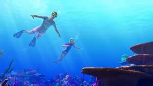 Barbie - Dolfijnen magie (NL) filmstill