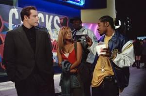 John Travolta, Christina Milian en André 3000