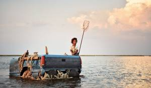 Beasts of the Southern Wild: Quvenzhané Wallis (Hushpuppy)